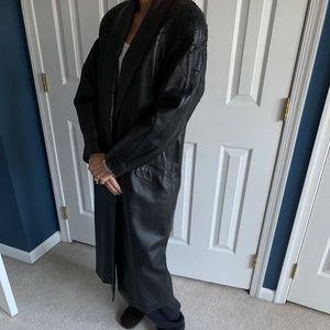 Leathercraft designer leather jacket Size Small